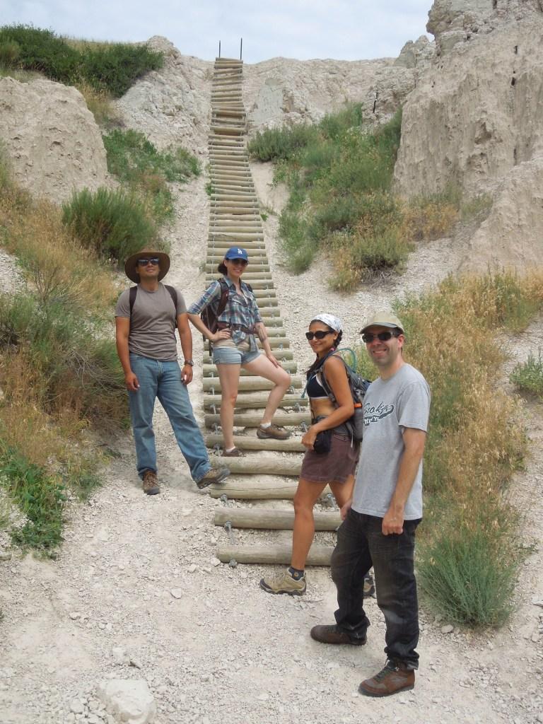 hiking, outdoors, south dakota, badlands, badlands national park, hiking in the badlands, hiking guide for badlands national park, national park, where to hike in badlands national park