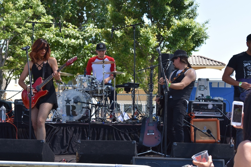 Inside riot, whiskey Sunday, alien ant farm, levi petree, bier buzz, inland empire, inland empire beer and music festival, ie music, local music, inland empire music, karl strauss, wicks brewing, elysian brewery, craft beer, beer festival, music festival, beer