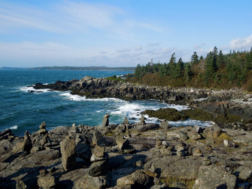 Quoddy head state park, west quoddy head, quoddy head lighthouse, easternmost point in the us, bay of fundy, lubec, what is the easternmost point in the us, cohill's inn, where to stay in lubec, hotels in lubec, things to do in maine, best places to visit in maine, must see sights in maine, top things to do in maine, what to do in maine, what to see in maine, state parks in maine